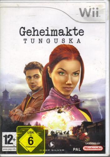 1 von 1 - Geheimakte Tunguska (Nintendo Wii)