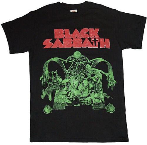 New Black Sabbath Sabbath Bloody Sabbath Black Shirt badhabitmerch M,L,XL