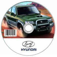 hyundai galloper manuale officina workshop manual ebay rh ebay co uk galloper user manual Review Hyundai Galloper