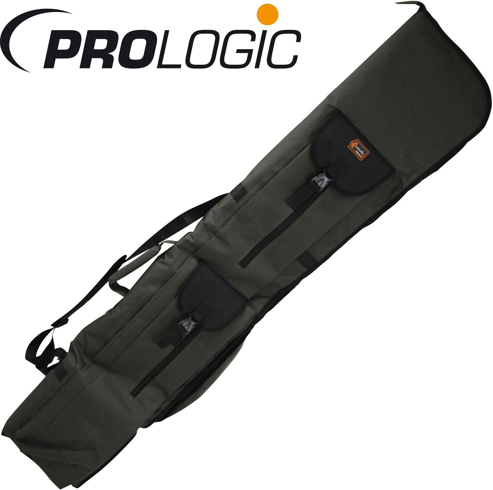 Prologic Cruzade Rod Holdall 3+3 138x30x10cm für Karpfenruten, Rutenfutteral  | Zuverlässige Qualität