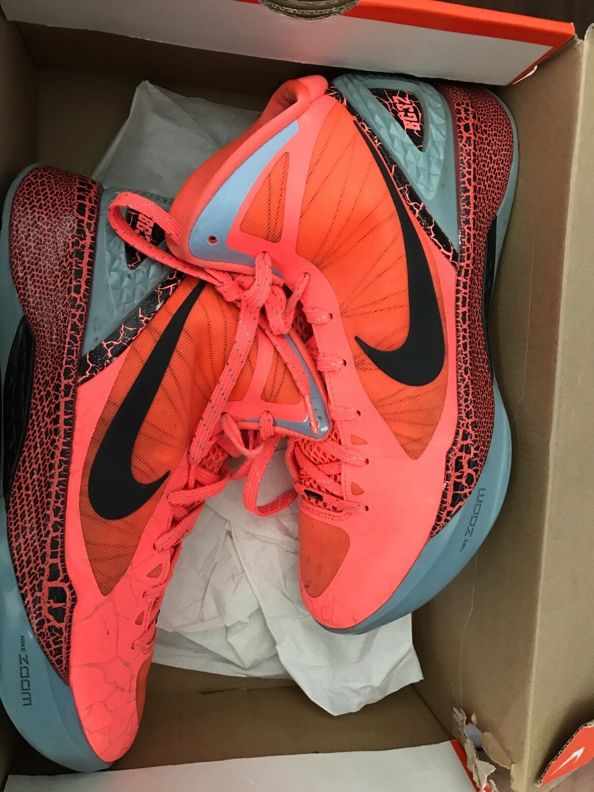 Nike Zoom Hyperdunk 2018 BG Blake Griffin All Star Comfortable Comfortable and good-looking