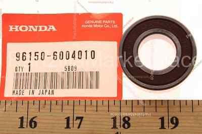 Genuine Honda 96150-60040-10 Radial Ball Bearing OEM