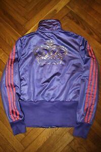 Details about Adidas Missy Elliott respect me Sport Suit Jacket size M