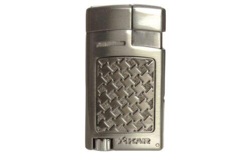 Gunmetal Xikar Forte Soft Flame Cigar Lighter