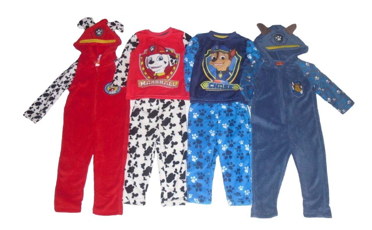 Paw Patrol Pups Fly Boys Pyjamas Nightwear PJs 18-24 months to 4-5 years New