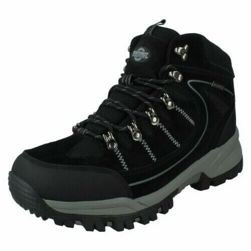 Mens Northwest Territory Casual Waterproof Hiking Boots Rae