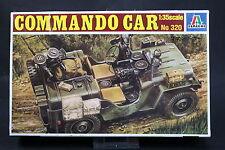 XX047 ITALERI 1/35 maquette 320 Commando Car voiture commando - Ptitoys