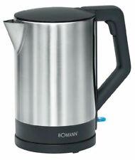 Artikelbild Bomann WKS 3002 CB Wasserkocher 2.200 Watt Schwarz Inox