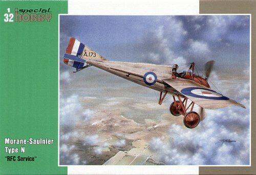 Special Hobby 1 32 Morane Saulnier Type N RFC Service Service Service 197174