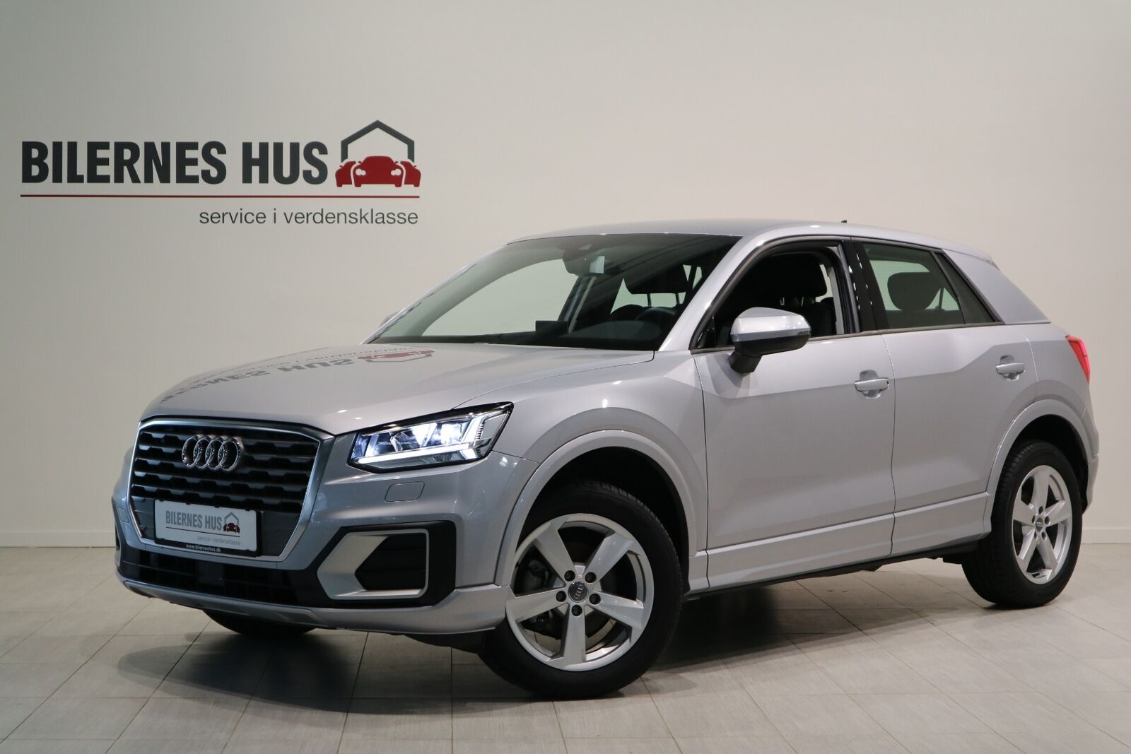 Audi Q2 Billede 7