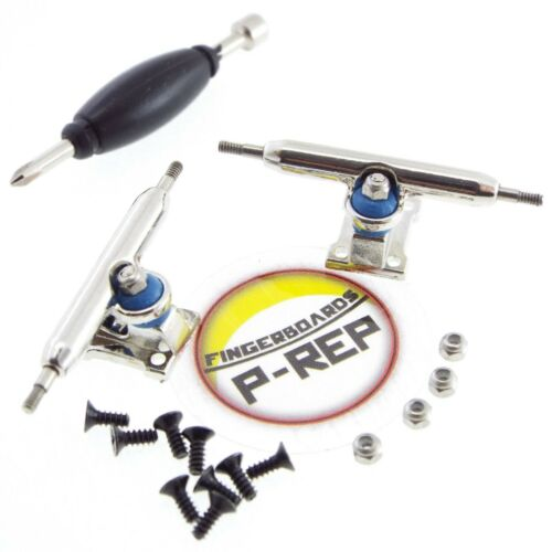 P-REP solide performance 32 mm touche en camions-Chrome