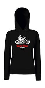 Foncé Rider I Moto I Biker I Prétentions Fillette Pull à Capuche