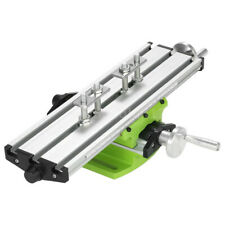 Mini Milling Machine Bench Fixture Worktable X Y Cross Slide Table Drill Vise