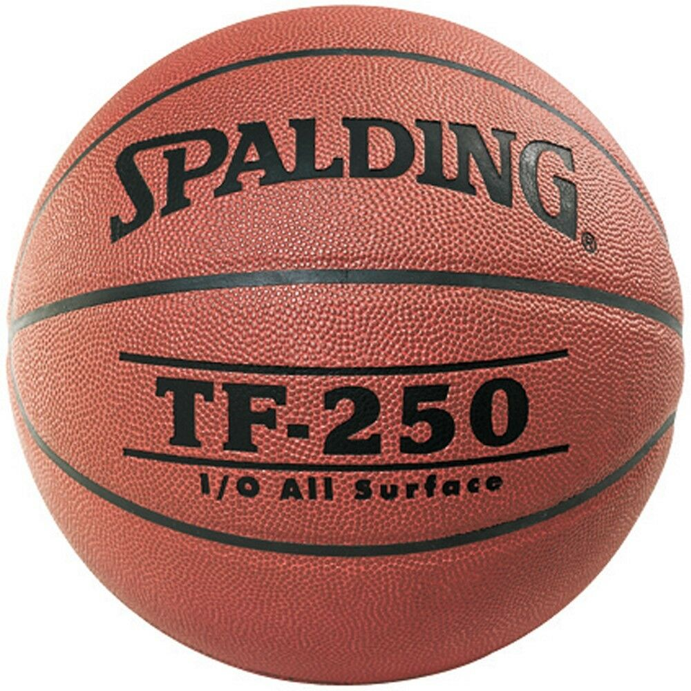 Spalding TF 250 PU Composite Leather Basketball (SIZE 6)   NEW