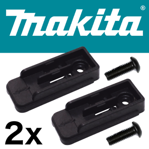 2x Makita 452947-8, Support Embout Pour Perceuses Visseuses Et Perceuses