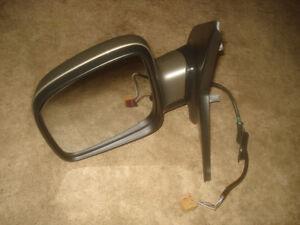 T5 elektrischer Spiegel links Multivan Aussenspiegel LH1W Sandbeige metallic H1W