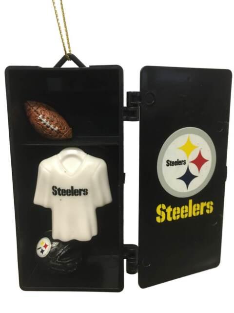 Pittsburgh Steelers NFLTeam Sports Black Team Locker ...