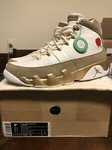 low cost d77b6 6170f Image is loading Nike-Air-Jordan-9-Retro-Premio-Bin-410917-
