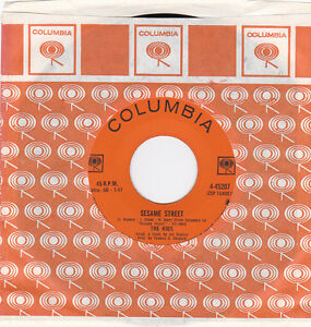 Ernie Rubber Duckie Jim Henson The Kids Sesame