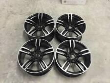 "20"" 437M M3/M4 Style Wheels Gloss Black Machined BMW E90 E92 F10 F11 F30 F32"