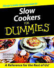 Slow Cookers for Dummies by Glenna Vance, Tom Lacalamita (Paperback, 2000)