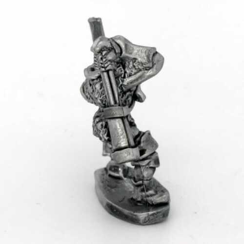 Carga menor Duende Archer 28mm Wargames metálica sin pintar