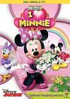 Mickey Mouse Clubhouse: I Heart Minnie (DVD, 2015, 2-Disc Set, Includes Digital Copy With Necklaces)