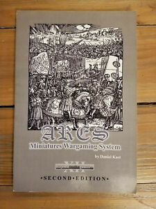 Details about Ares Miniatures Wargaming System Majestic 12 Rules Book