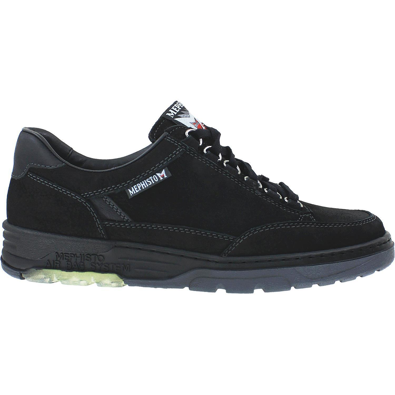 MEPHISTO uomo MICK, WALKING COMFORT LACE scarpe, ARCH SUPPORT