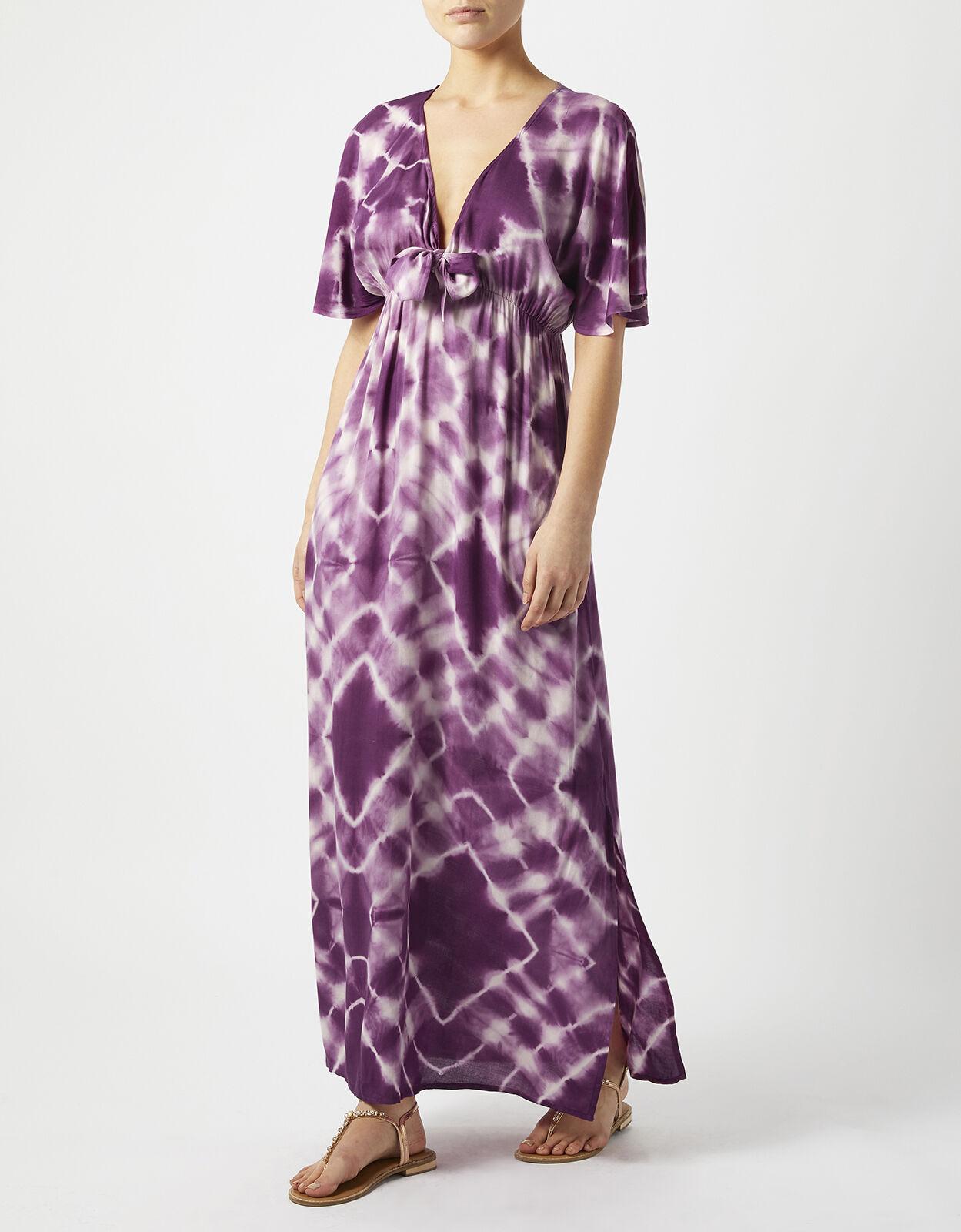 Monsoon Lea Lea Lea Tie Dye Kaftan Size M rrp  LF078 GG 13 27ede3