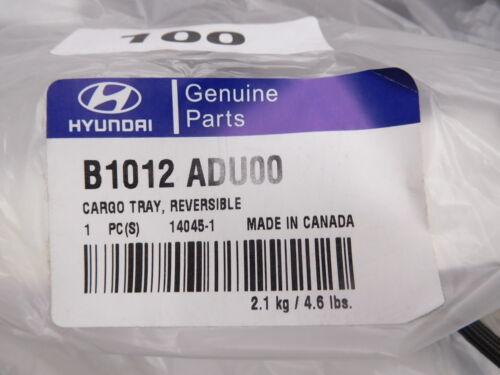 OEM Hyundai Genesis Sedan Cargo Cover B1012-ADU00