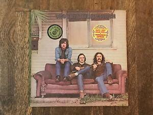 Crosby-Stills-amp-Nash-LP-w-Hype-Self-Titled-Lyric-Sheet-Atlantic-SD-8229