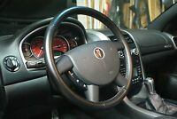 Pontiac Gto Steering Wheel Spoke Covers 2004 2005 2006 Black