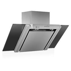 Cappa fornello cucina camin 350m h max estrazione montaggio a parete 90cm ebay - Montaggio cappa cucina ...