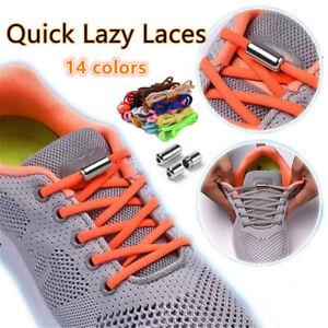 Cordones-rapidos-sin-cordones-Zapatillas-De-Deporte-Cordones-Lazy-Quick-Lazy