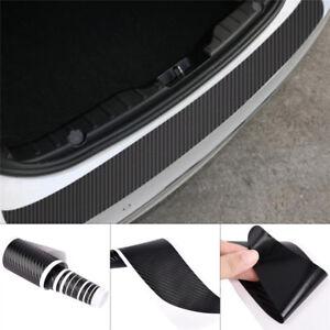 Waterproof-Carbon-Fiber-Rear-Bumper-Sticker-Trim-Protector-BDEO