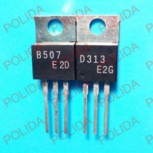 2PCS Transistor SANYO TO220 2SB826+2SD1062 2SB826R+2SD1062R B826+D1062 1pairs