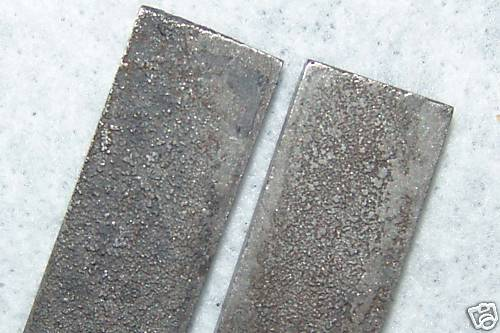 """Alnico 2 Humbucker Bar Magnet,Rough,2.50/"""" Length,Magnetized,Qty 4 pieces"""