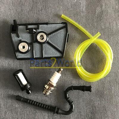 Air Fuel Filter Spark Plug For Stihl 028 028AV WB Wood Boss Chainsaws  BPMR7A