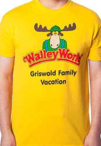 National Lampoon/'s WalleyWorld Griswold Family Vacation Shirt