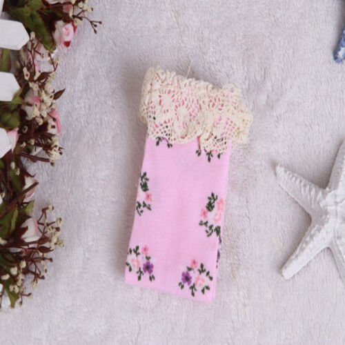 New Kid Girl Shivering Cotton Knee-high Socks Long Stocking For 3--15 Age