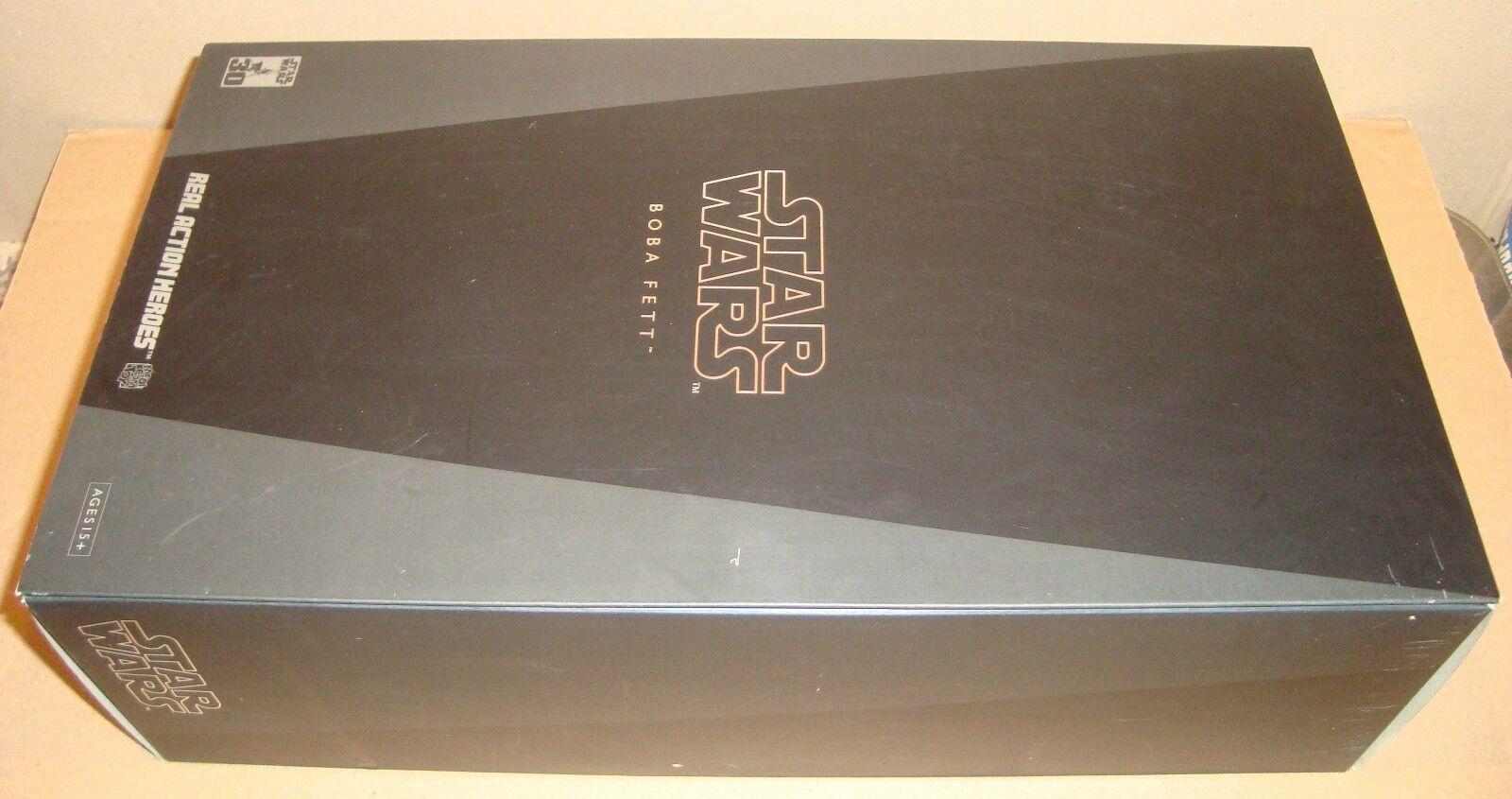 Star wars medrah-320 boba fett medicom guerre stellari taten helden