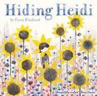 Hiding Heidi by Fiona Woodcock (Hardback, 2016)