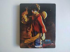 One Piece Burning Blood steelbook Boite métal sans le jeu