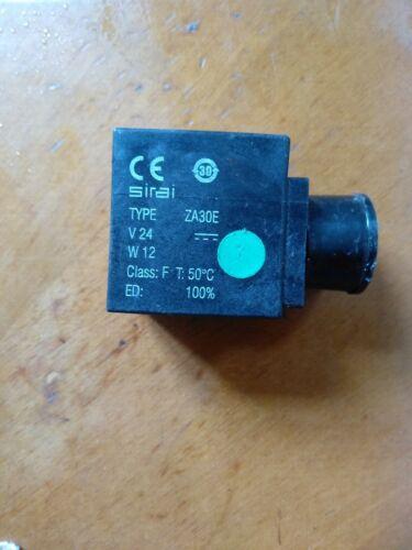 Magnetspule Sirai ZA30E für Magnetventil Faema Espressomaschine