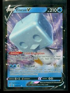 Pokemon-EISCUE-V-055-192-Rebel-Clash-ULTRA-RARE-HOLO-MINT