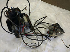 LEGEND GOLF CART 36 V CONTROLER, WIRES ELECTRICAL AS SHOWN COMPLETE