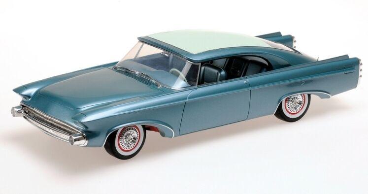 Minichamps 1956 Chrysler Norseman Coupe 1 18 LE 556pcs  107143320New Item