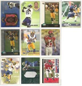 Az-Zahir-Hakim-Rams-10-card-1998-RC-lot-all-different