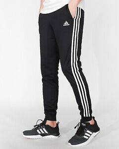 adidas pants uomo neri